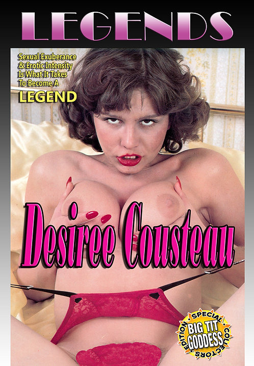 LEGENDS Presents: Desiree Cousteau