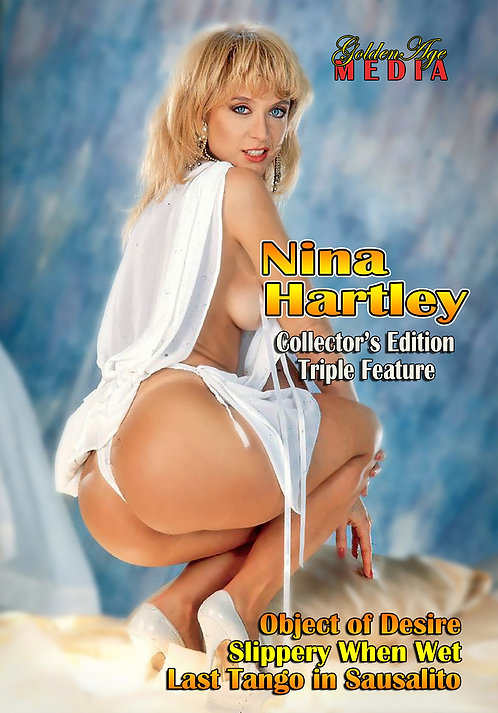 3 CLASSIC NINA HARTLEY FEATURES