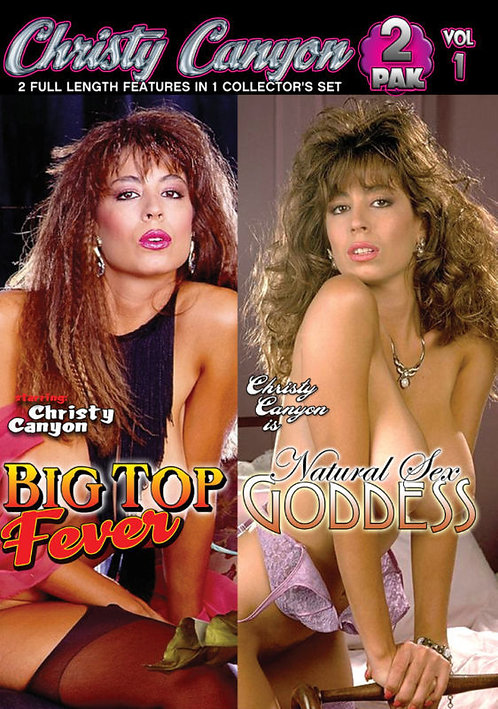 Christy Canyon 2 PACK Vol 1