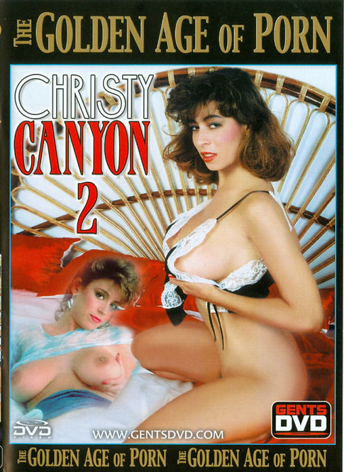 CHRISTY CANYON 2 in GOLDEN AGE OF PORN