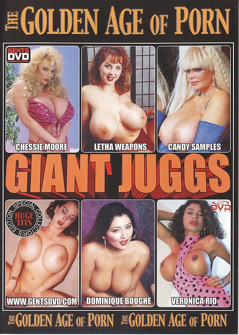 GIANT JUGGS in GOLDEN AGE OF PORN