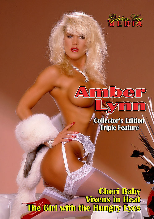 3 CLASSIC AMBER LYNN FEATURES