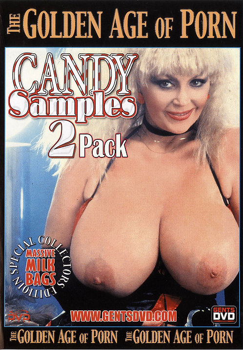 CANDY SAMPLES Collector's Edition DVD 2-Pack