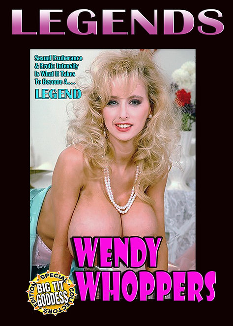 LEGENDS Presents: Wendy Whoppers