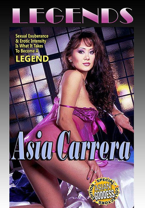 LEGENDS Presents: Asia Carrera