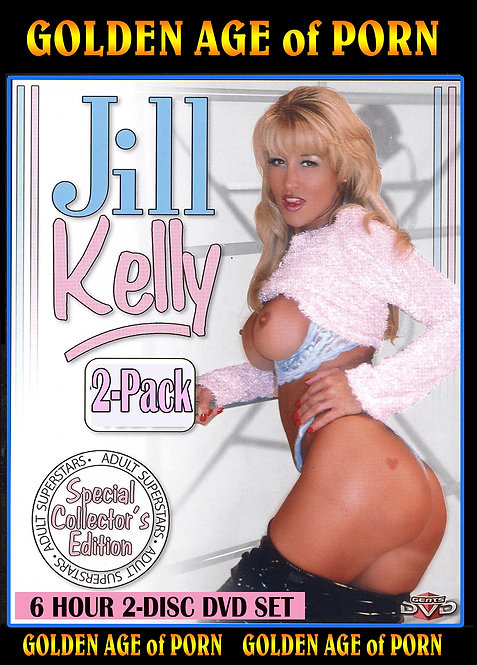 JILL KELLY Collector's Edition DVD 2-Pack