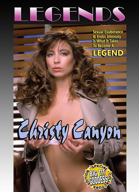 LEGENDS presents CHRISTY CANYON