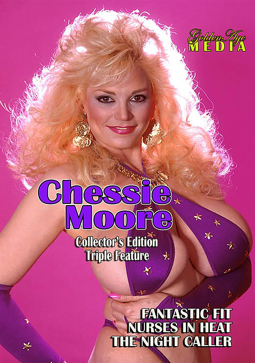 3 CLASSIC CHESSIE MOORE FEATURES