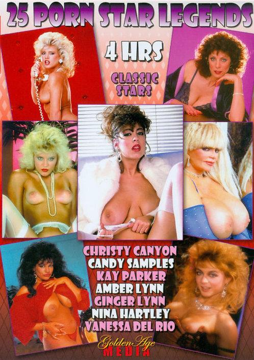25 PORN STAR LEGENDS Vol. 1