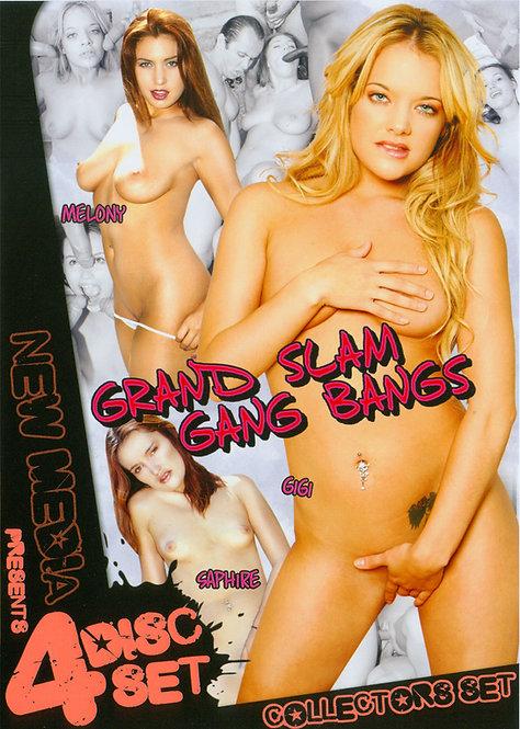 GRAND SLAM GANG BANGS - 4 Pack