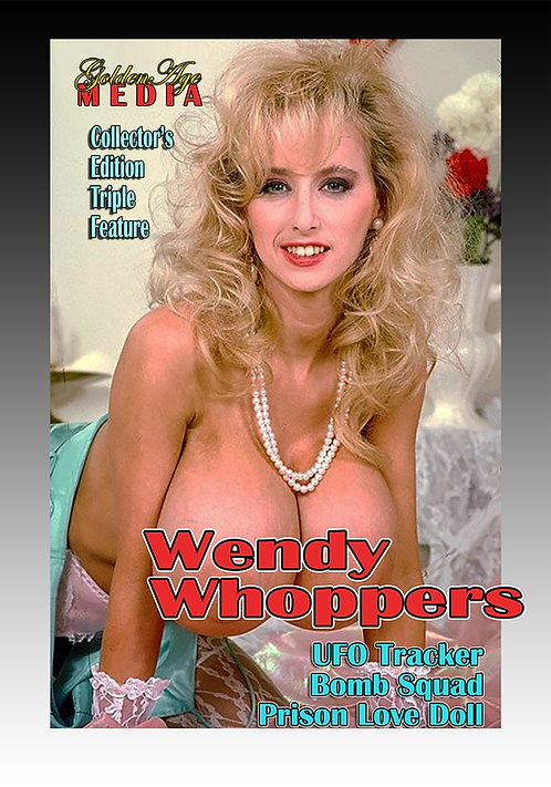 3 CLASSIC WENDY WHOPPERS FEATURES