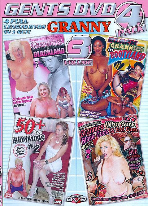 GRANNY Vol. 3 - 4 Pack