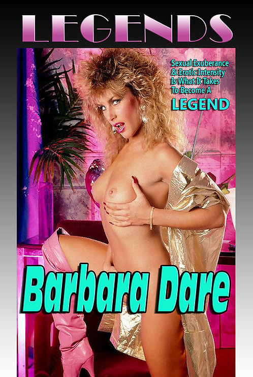 LEGENDS presents: BARBARA DARE
