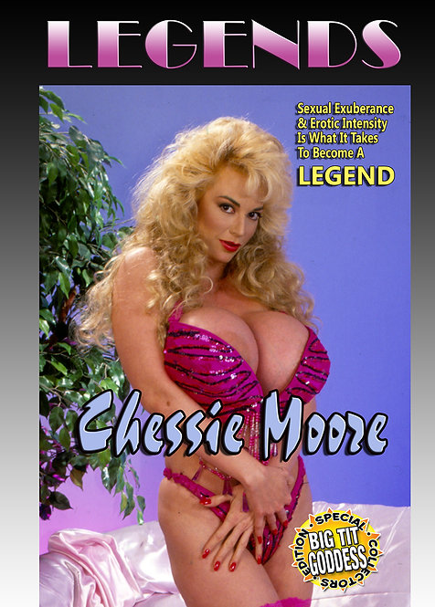LEGENDS presents: Chessie Moore