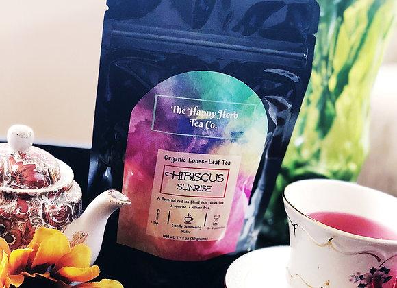 Hibiscus Sunrise Tea