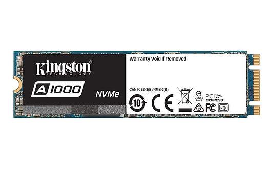 Kingston Nvme A1000 480GB