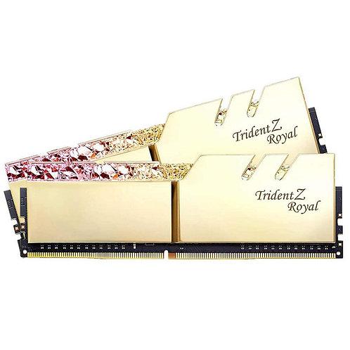 GSKILL Trident Z Royal RGB 16GB DDR4 3200MHZ