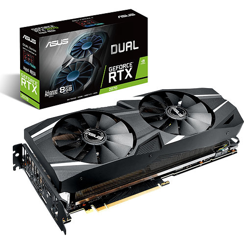 ASUS RTX2070 Dual