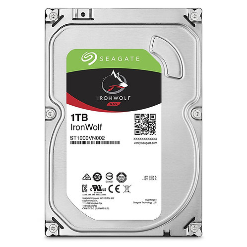 Seagate IronWolf ST1000VN002 1TB