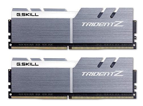 G.SKILL Trident Z Gris/Blanco 16GB DDR4 3200MHZ