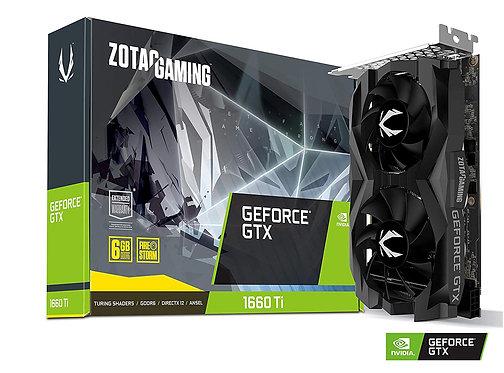 Zotac GTX1660ti 6GB