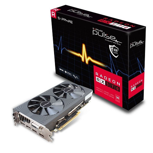 Saphire Pulse RX570 8GB