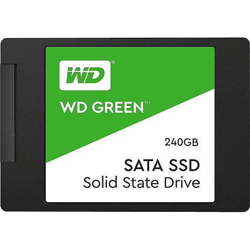 SSD WD WDS240G2G0A 240GB