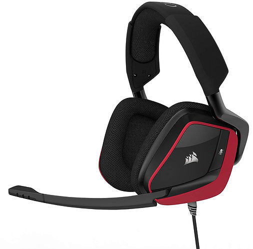 CORSAIR VOID PRO Red/Black