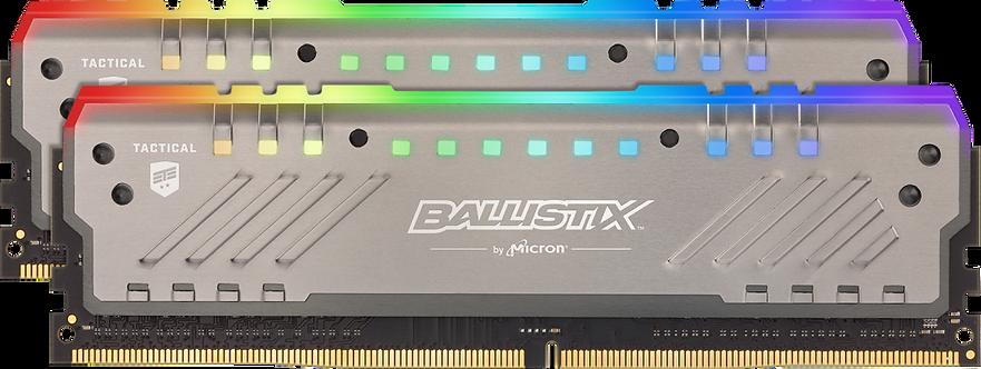Crucial Ballistix Tactical RGB 16GB DDR4 3000Mhz