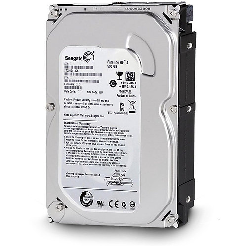 SEAGATE New Pull 500GB