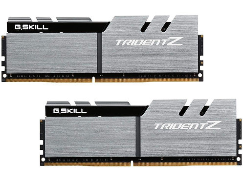 G.SKILL Trident Z Gris/Negro 32GB DDR4 3200MHZ