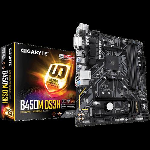 Gigabyte DS3H B450M