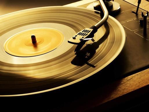 Las ventas de vinilo establecen record de ventas