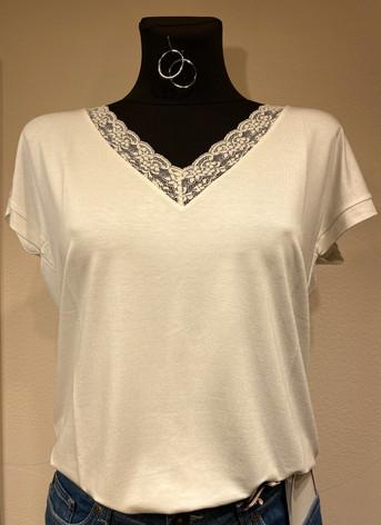 NML - Shirt mit Spitze
