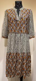 FX - Kleid Wyatt braun
