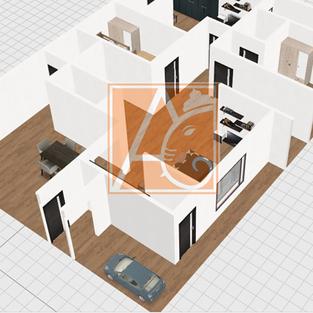 3D View Interior