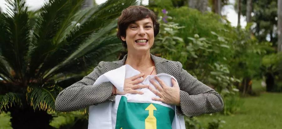 """[Série """"Os Sessenta de Brasília""""] — MARIA PAULA RETORNA POR AMOR AOS PAIS E PAIXÃO POR BRASÍLIA"""