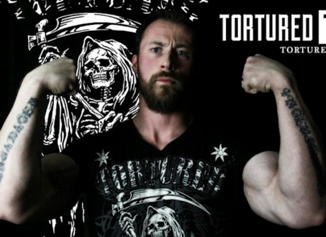 Tortured Reaper V-Neck