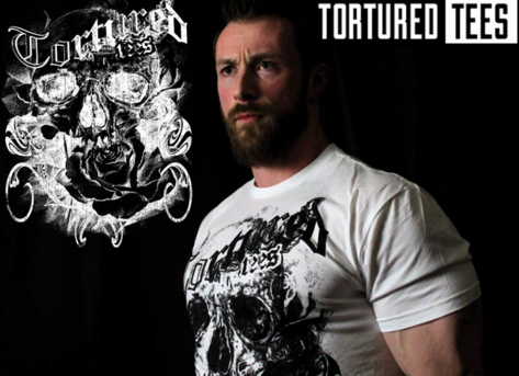 Tortured Double Skull Face