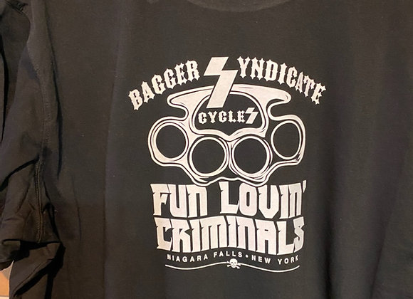 Men's T-shirt Fun Lovin' Criminals