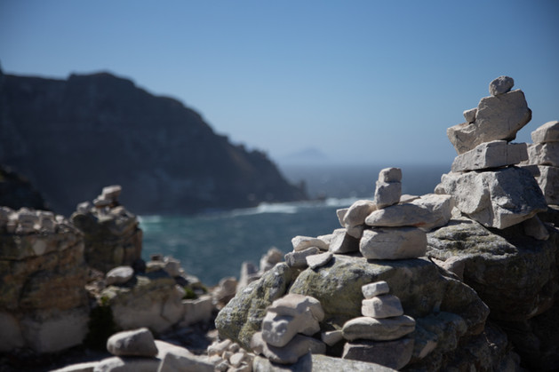 Taken at the Southernmost Tip of Africa.