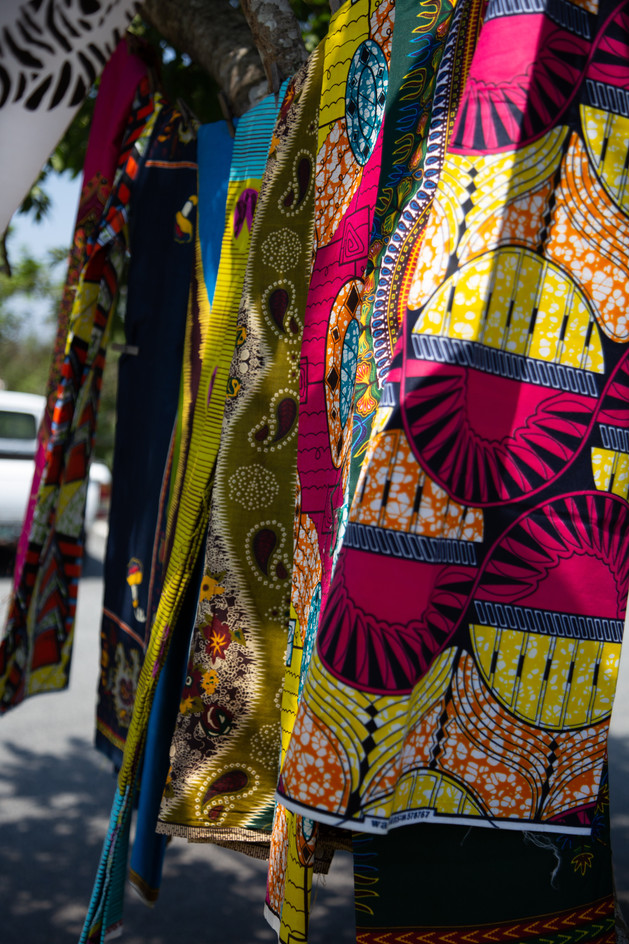 South African Patterns.
