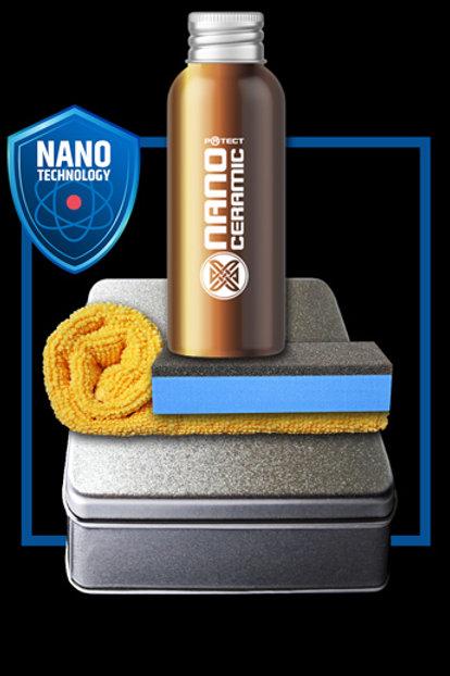 Nano Ceramic Protect Leather - 3 Month Durability
