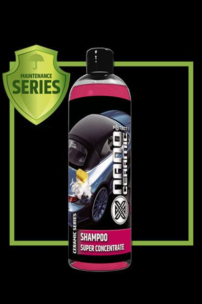 Nano Ceramic Protect Shampoo - Concentrate