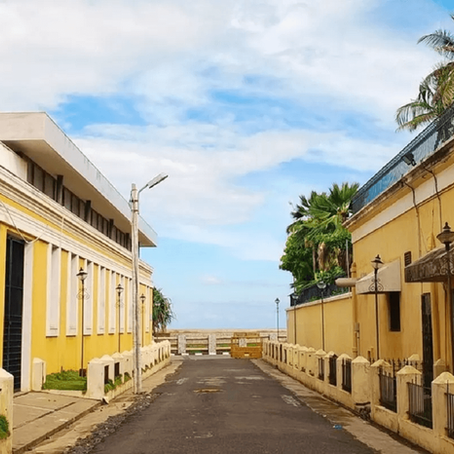 Pondicherry and Its Architecture