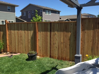 Piney Creek Fence