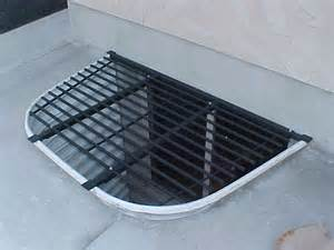 Basement Security Cover