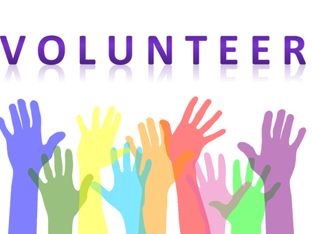 Community volunteers working hard to support vulnerable residents