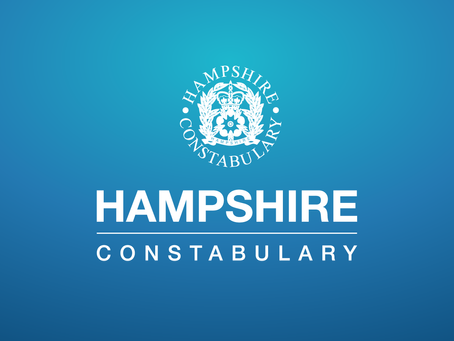COVID 19 Support Services Flyer from Hampshire Constabulary