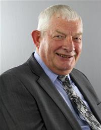 Borough Councillor Paul Miller